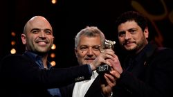 Saviano vince il premio per la miglior sceneggiatura al festival di