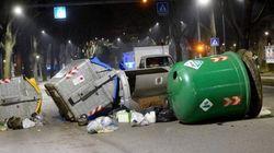 Nigeriani in rivolta a Ferrara. Salvini: