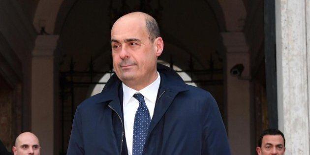 Nicola Zingaretti a Mezz'ora in più, esclude dialogo con M5S: