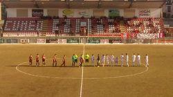 La Pro Piacenza scende in campo solo con 7 ragazzini e perde 20-0, Figc: