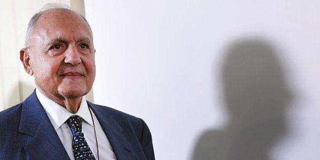 Paolo Savona, ministro ombra di