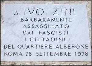 Ivo Zini, 40 anni