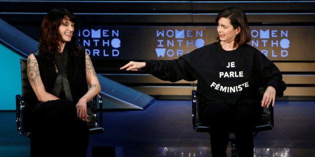 Laura Boldrini difende Asia Argento: