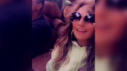 Jennifer Lopez pazza di Dirty Dancing: canta la colonna sonora e il suo entusiasmo è