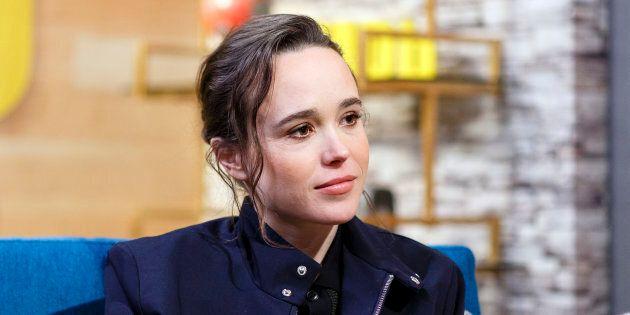 Ellen Page: