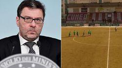 Giorgetti su Cuneo-Pro Piacenza: