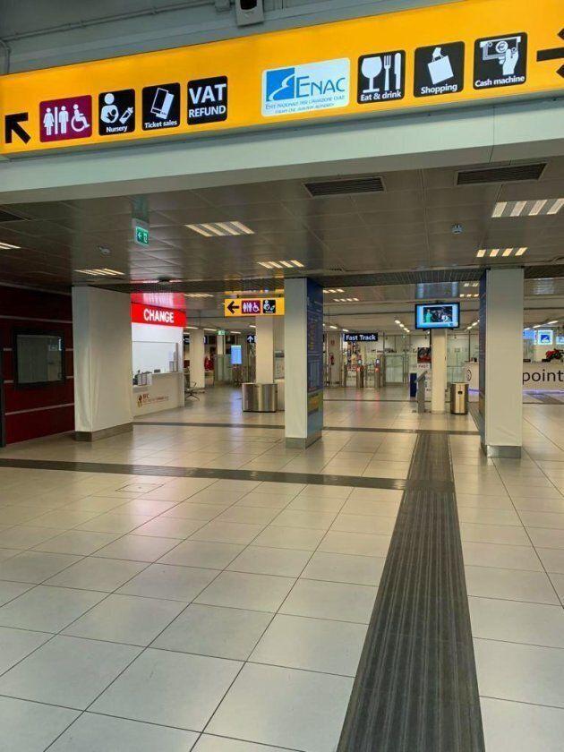 L'aeroporto di Ciampino di nuovo operativo dopo