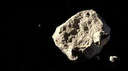 Un asteroide oggi passerà
