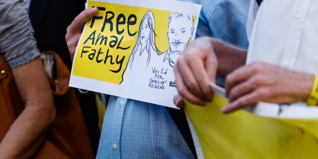 Egitto: 2 anni di carcere ad Amal Fathy, la moglie di un consulente della famiglia