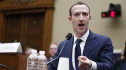 Zuckerberg chiede scusa all'Europa: