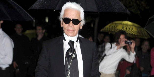 Karl Lagerfeld, il mito dall'anima