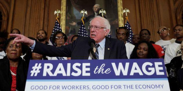 Bernie Sanders ci riprova in un'America profondamente