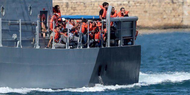 I 58 migranti di Aquarius sono sbarcati a