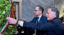 Germania e Italia a Marzabotto in nome dell'Europa, per non dimenticare (di U. De