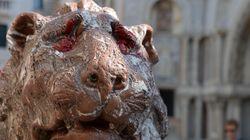 Presi i vandali del Leoncino di Venezia, sono studenti delle Belle