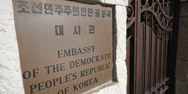 Sulla figlia dell'ex ambasciatore nordcoreano a Roma si apre un caso politico. Rimpatriata a