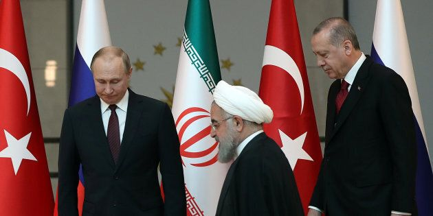 Siria, i missili iraniani: un messaggio politico e non solo
