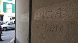 Scritte razziste contro un ragazzo a Melegnano, lo sfogo della madre: