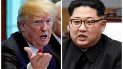 Trump scrive a Kim e cancella il summit di