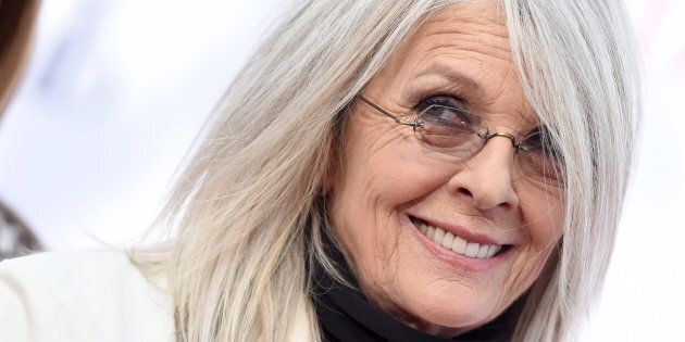 Diane Keaton single e senza freni a 73 anni:
