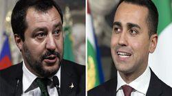 Di Maio, Salvini e gli apprendisti