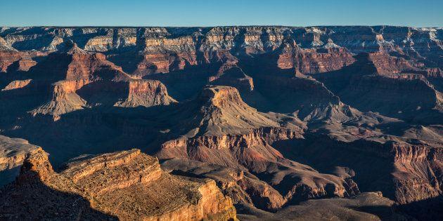 I turisti e lo staff del Grand Canyon potrebbero aver assorbito radiazioni da uranio per circa 18