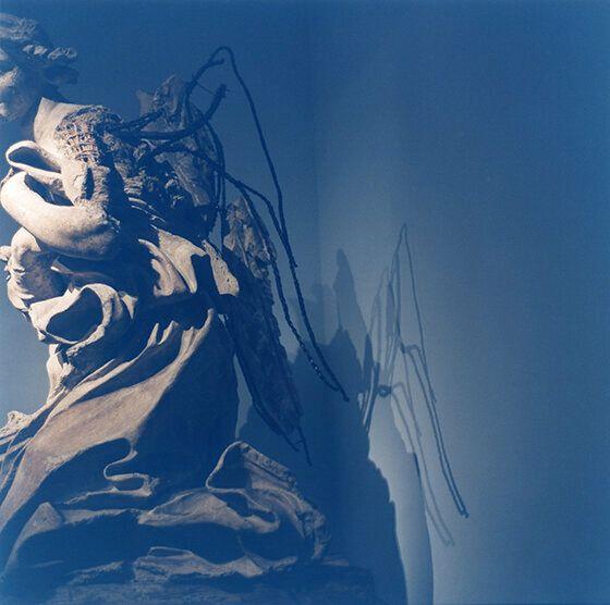 Rinko Kawauchi Echo, 2016 Modello di Gian Lorenzo Bernini per un Angelo dell'altare del Santissimo Sacramento...