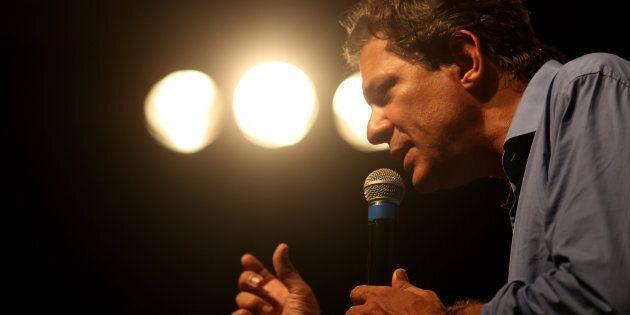 Brasile mio, ti prego: vota Haddad, non tornare nel