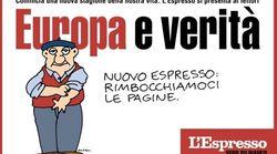 L'Espresso si rinnova: la nuova veste del settimanale sarà presentata al teatro Argentina di