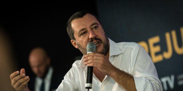 Matteo Salvini: