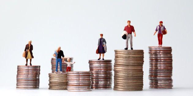 Le disuguaglianze non sono effetto di cambiamenti fuori dal nostro
