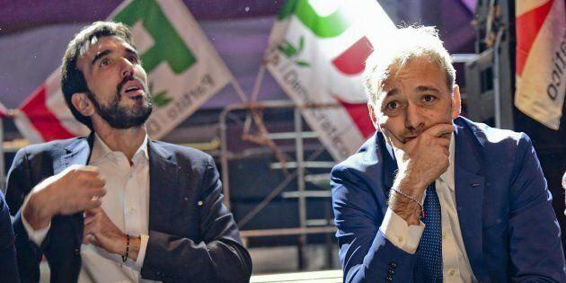 Maurizio Martina e Matteo
