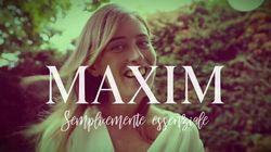 Maria Elena posa per Maxim: