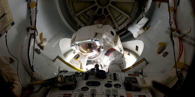 Le nanoparticelle per la medicina spaziale, per la salute degli astronauti del