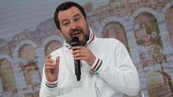Matteo Salvini rompe il silenzio elettorale in