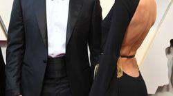 Abito lungo e schiena nuda: Irina incanta Bradley (e tutti noi) agli Oscar. I look più belli della