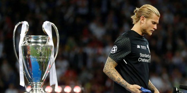 Soccer Football - Champions League Final - Real Madrid v Liverpool - NSC Olympic Stadium, Kiev, Ukraine...