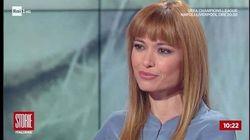 La moglie di Frizzi parla per la prima volta in tv dopo la morte del