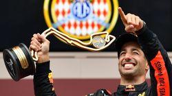F1: Daniel principe di