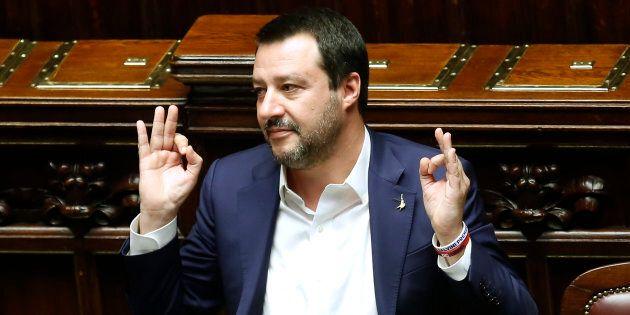 Salvini, i due forni non sono più