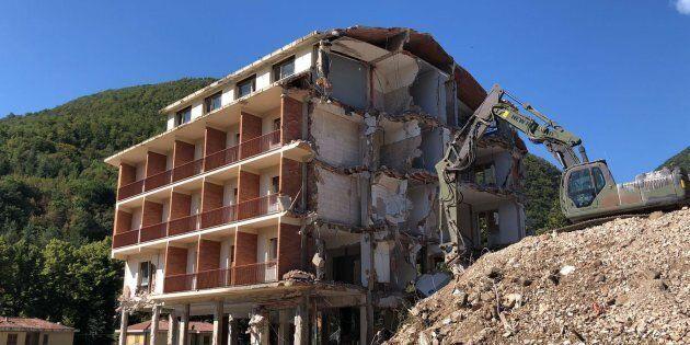 Un nuovo Commissario per il terremoto. L'annuncio di Di Maio: