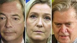 Farage e Le Pen indignati.