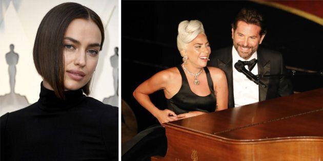 La reazione di Irina Shayk al duetto tra Lady Gaga ed il marito è la risposta a tutti quelli che hanno...