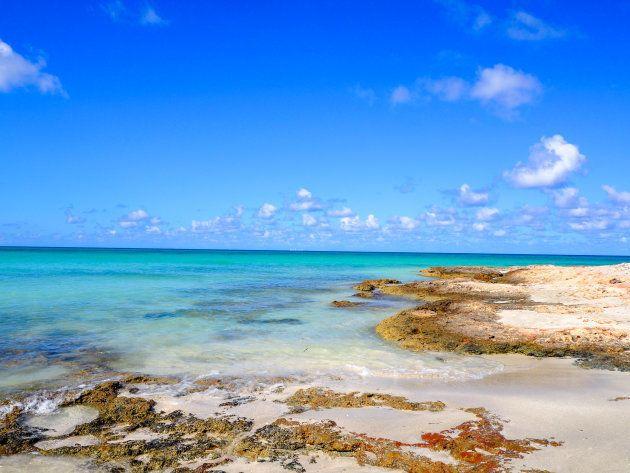 Varadero beach,