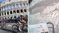 Il Giro d'Italia in 80 buche. Siamo saliti in sella per testare la tappa