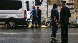 Viceprefetto investito sulle strisce pedonali a Roma. I testimoni: