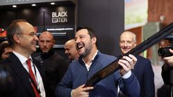 Md attacca Salvini: