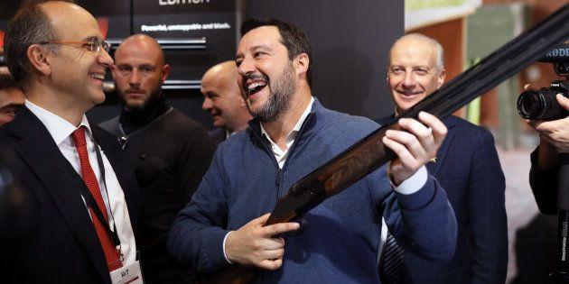 Md attacca Salvini: