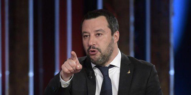 Matteo Salvini all'incasso sulle