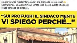 Salvini tradito dalla 'bestia': posta un video di un cittadino di Riace scontento di Lucano, ma è un uomo che è stato vicino...